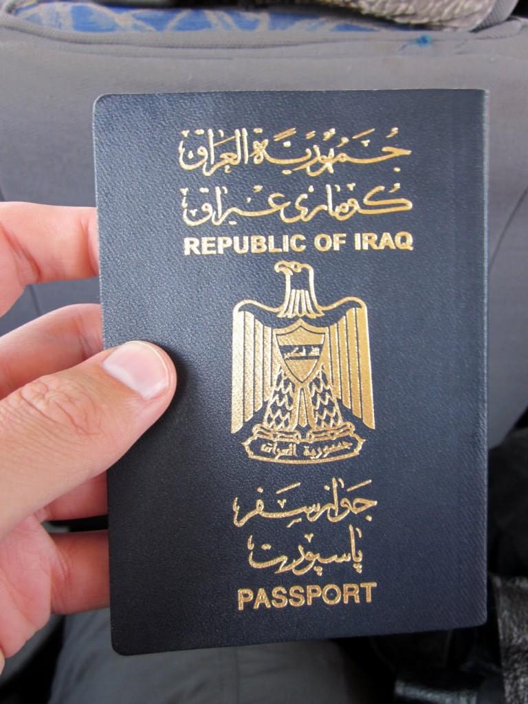 الجواز العراقي: الأسوأ عربياً والثالث عالمياً