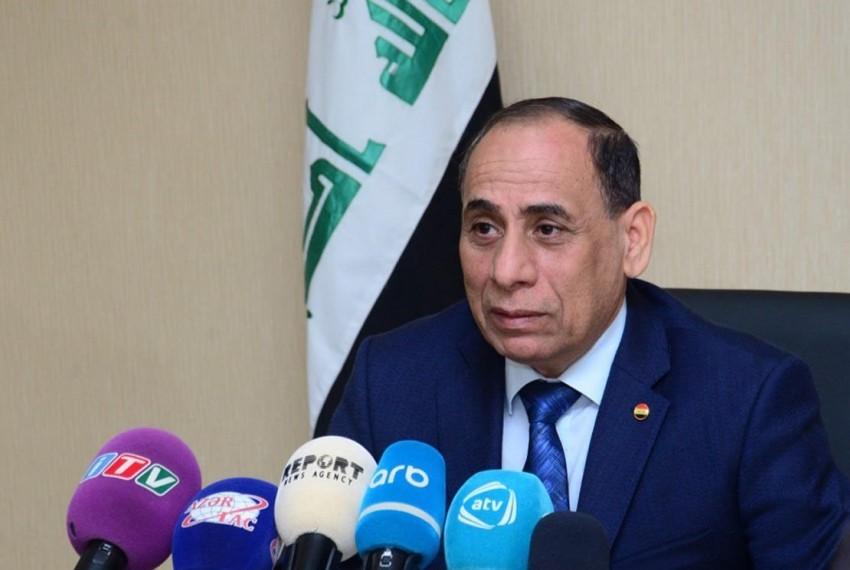 هكذا يكون السفراء والا فلا .. أبن مدينة الصدر يسجل سابقة دبلوماسية عراقية في أذربيجان