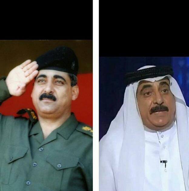 ماذا دهاكم ايها العراقيون ؟؟؟ اللواء الركن الدكتور نوري غافل الدليمي