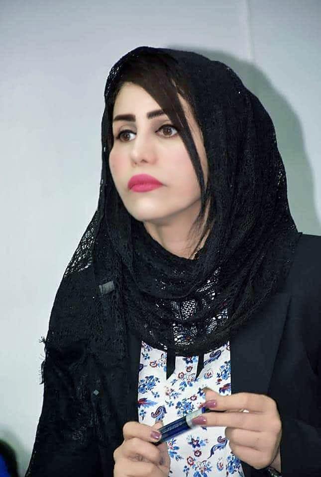 لمياء العامري رئيس مركز حماية الصحفيات العراقيات آن الأوان للنهوض بشان المرأة الصحفية وقدراتها وتأمين حقوقها.