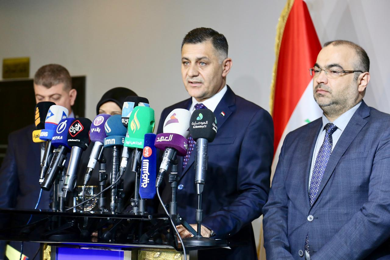 خلال مؤتمر صحفي… وزير الاتصالات الدكتور نعيم الربيعي يعلن بشجاعة قرارات هامة بشأن الانترنت في العراق