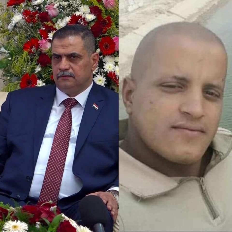 وزير الدفاع يستجيب لمناشدة المقاتل احمد عبد السادة