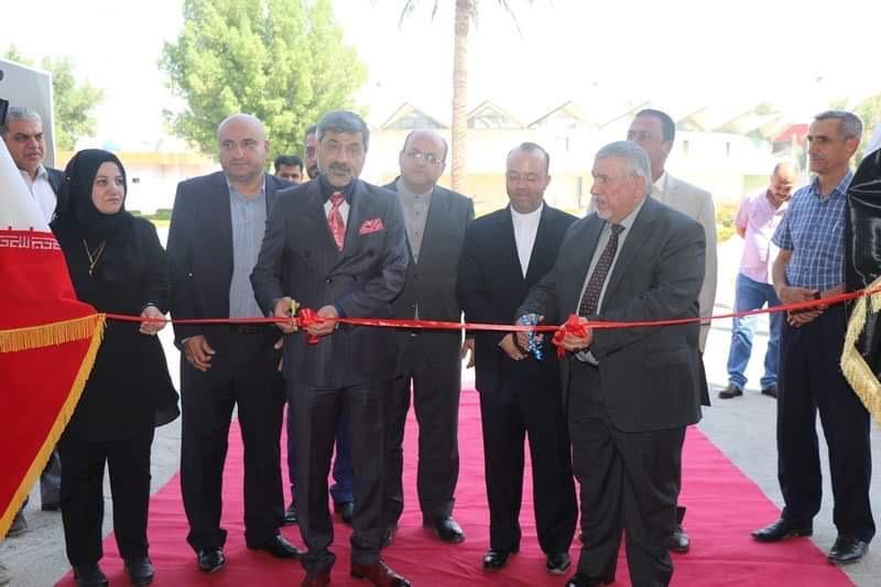 المعارض العراقية … انطلاق المعرض الايراني التخصصي الاول لقطع غيار السيارات على ارض معرض بغداد الدولي