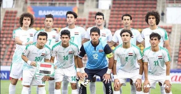منتخبنا الاولمبي يتعادل مع البحرين في كاس اسيا باللحظات الاخيرة