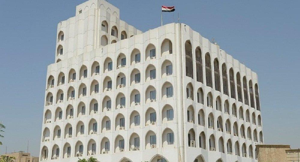 المخابرات العراقية تعتقل موظفاً بارزاً في وزارة الخارجية، وتعثر على وثائق غير عادية في مسكنه !