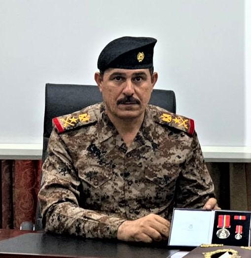 الفريق الركن محمد البياتي :   القائد العام يوجه برفع سيطرة جسر الأئمة بين الاعظمية والكاظمية