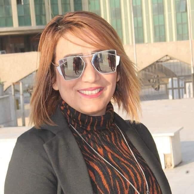 إعتقال صحفية تحمل الجنسية الدانماركية وسط بغداد ونقلها الى الرمادي 16-1-2021