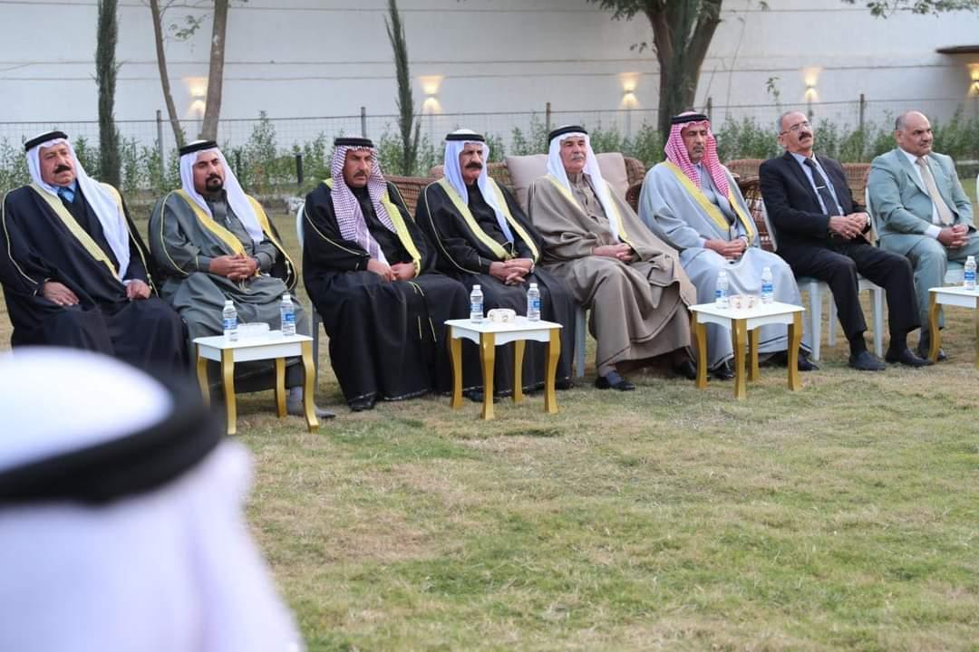 رئيس مجلس النواب يستقبل وفد مجلس شيوخ وأعيان شرق الأنبار