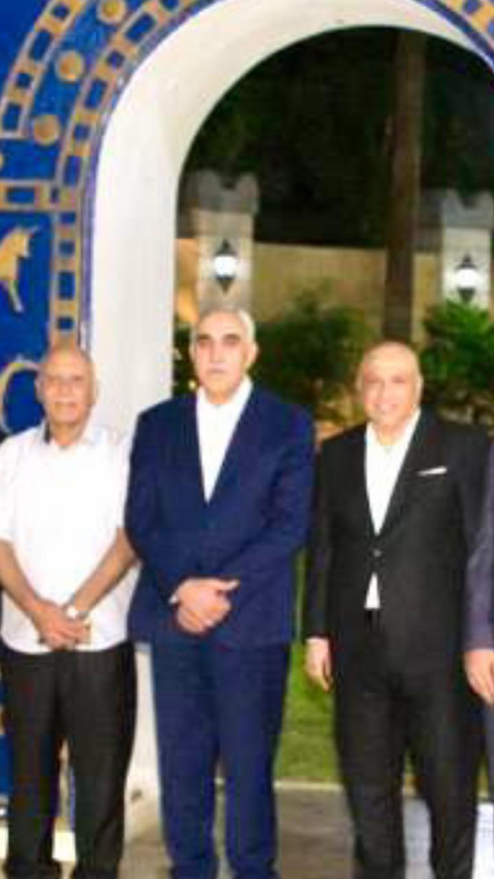 رابطة رجال الاعمال العراقيين في جمهورية مصر العربية تبارك جهود سفارة العراق