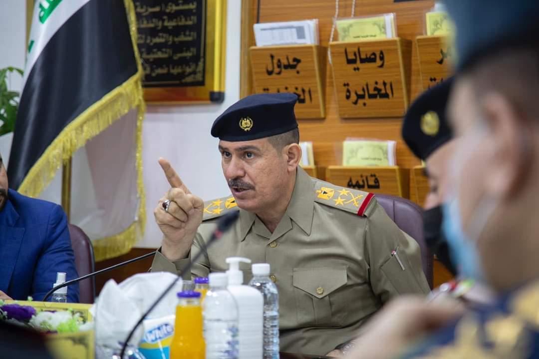 رئيس اللجنة الامنية لمؤتمر بغداد للتعاون والشراكة يعلن نجاح خطة تأمين المؤتمر