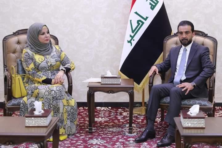 رئيس مجلس النواب يستقبل وفدا من أهالي منطقة الخسفة