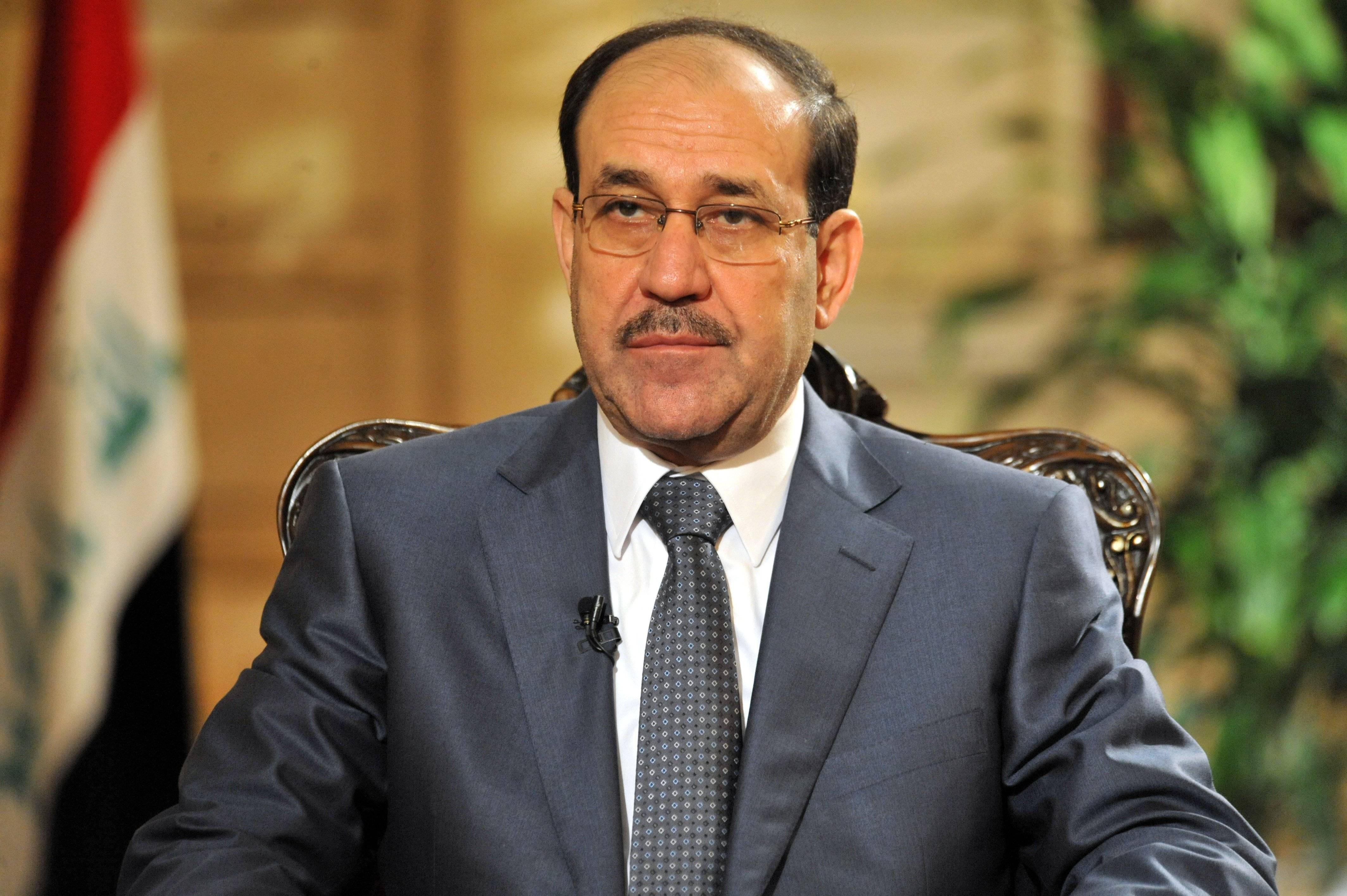 🔻زعيم ائتلاف دولة القانون / نوري المالكي