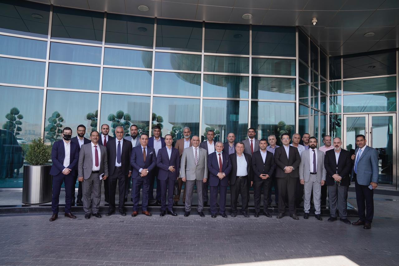جمعية مصنعي السمنت تنتخب المدني رئيساً لها