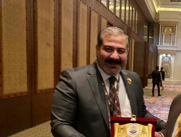 تحت شعار ( صناعتنا عنوان عراقيتنا ) وبرعاية دولة رئيس الوزراء السيد مصطفى الكاظمي