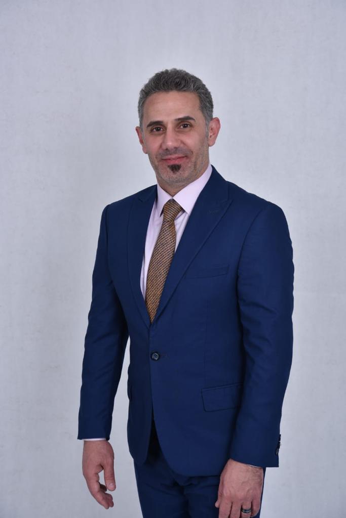 سامر عبدالهادي يتسلم مهامه مديراً عاماً للهيئة العامة للضرائب