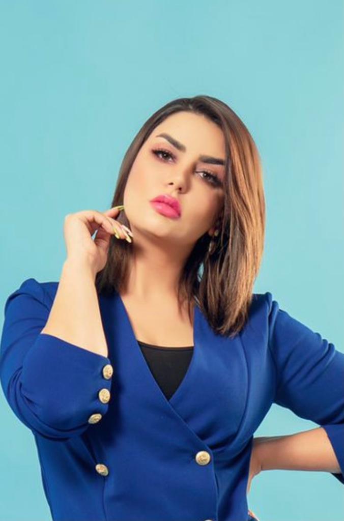 جمعية الاعلاميين العرب تختار الاعلامية العراقية آن صلاح كافضل وانجح اعلامية لعام ٢٠٢١
